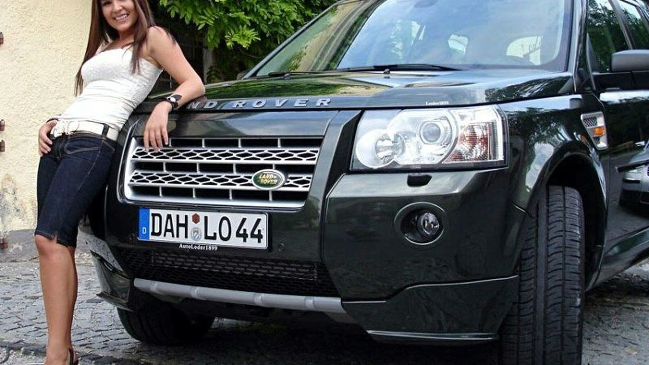 Land Rover Freelander 2 by Loder1899