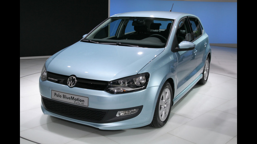 Volkswagen Polo BlueMotion Concept