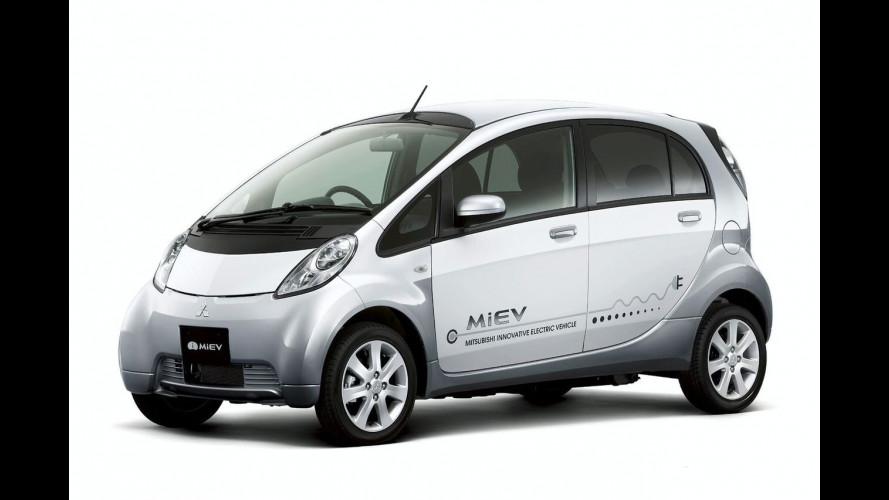 Consegnate al Principato di Monaco le prime 4 Mitsubishi i-MiEV