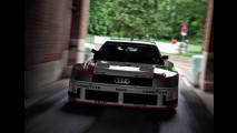 18 luglio 2009, filata di Audi a Ingolstadt