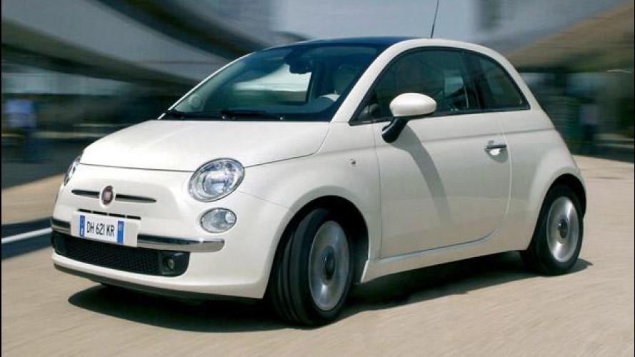 Nuova Fiat 500: cresce la famiglia nell'usato