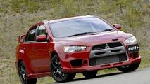 Mitsubishi Lancer Evo X MR
