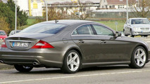 Mercedes CLS Facelift Undisguised