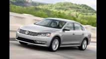 Pé no chão: Volkswagen pode reduzir previsão de vendas para os EUA