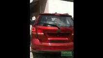 Leitor flagra Fiat Freemont no Recife - Lançamento deve acontecer em agosto