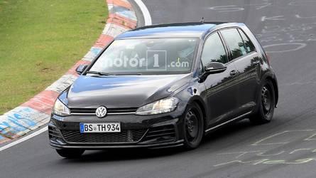 Volkswagen Golf 8: nuevas imágenes del interior y del motor