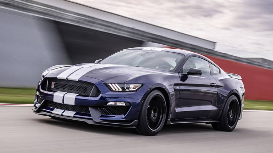 Ford Mustang Shelby GT350 2019, amica del vento
