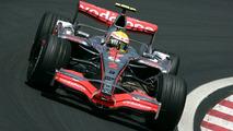 Lewis Hamilton in McLaren MP4-22