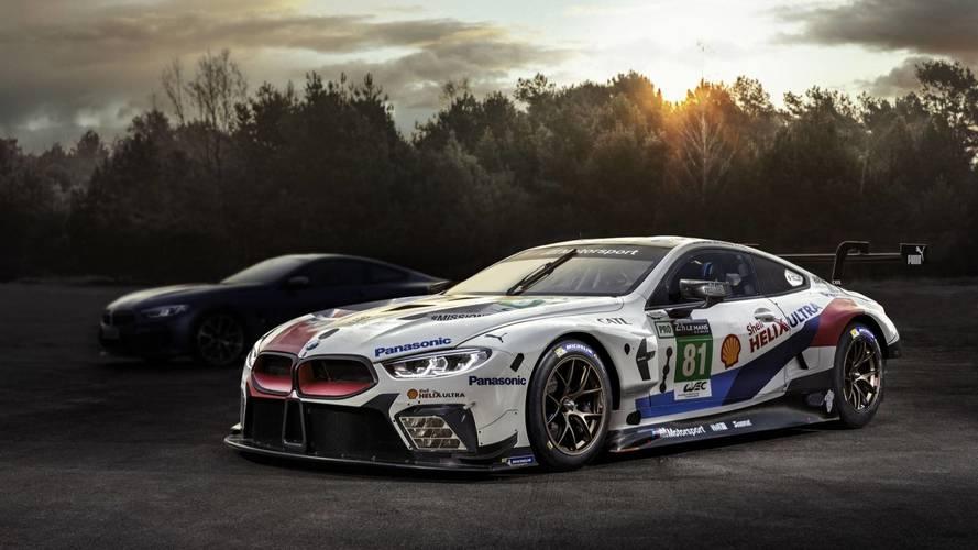 Két legyet egyszerre: Le Mansban debütál az új BMW 8-as Coupé