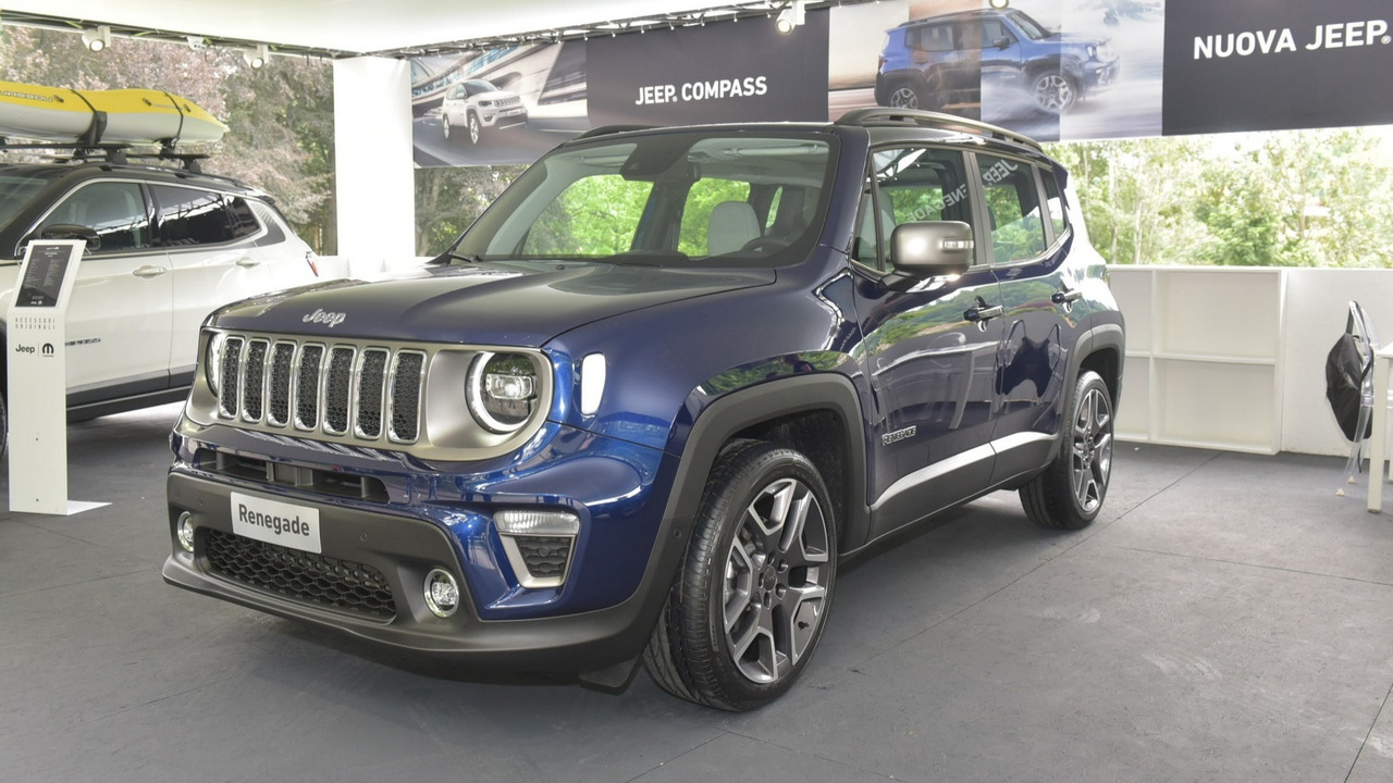 Jeep Renegade Facelift 2018 >> Jeep Renegade (facelift 2018 @ pag. 2) - AutoWeek.nl