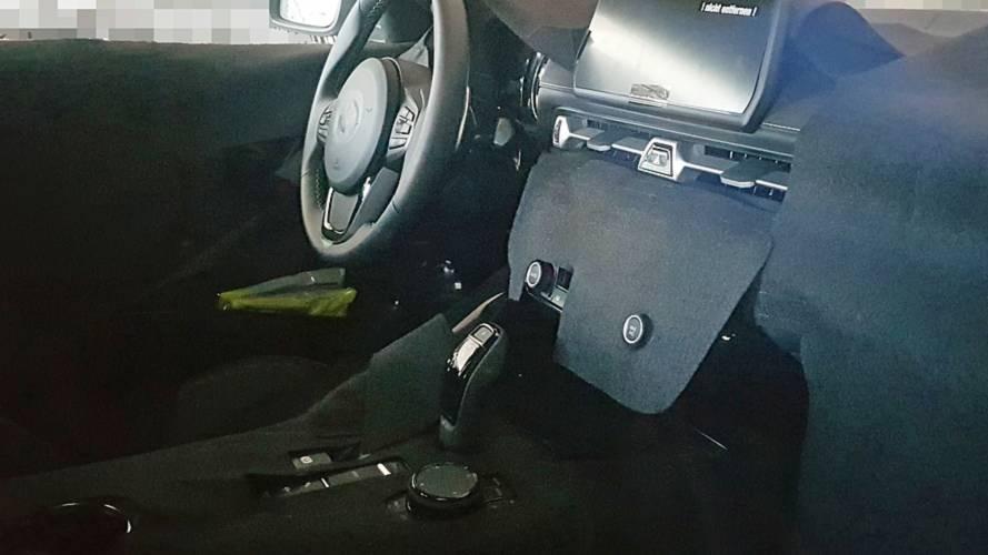 Toyota Supra'nın kabini görüntülendi