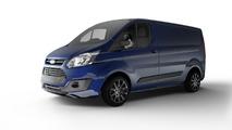 Ford Transit Black Edition ve Sport