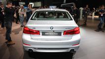 2018 BMW 530e iPerformance: Detroit 2017
