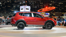 2018 Toyota RAV4 Adventure: Chicago 2017