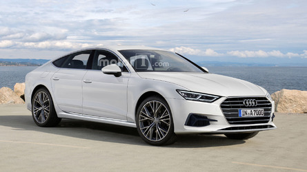All-New Audi A7 Sportback To Be Unveiled In Q4 2017