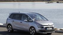 Citroën Grand C4 Picasso gris