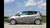 Turbo-Meriva im Test