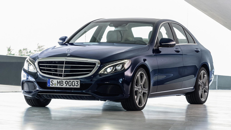 2018 Mercedes C-Serisi'nde kaput süslemesi olmayacak