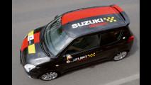 """Suzuki Swift Sport """"N'Style Rally"""" Edition"""