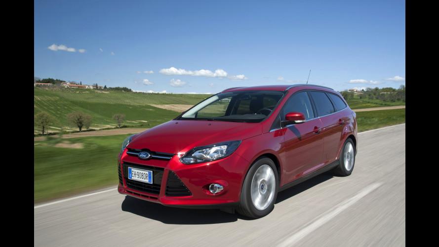 Ford Focus Wagon: sarà ancora