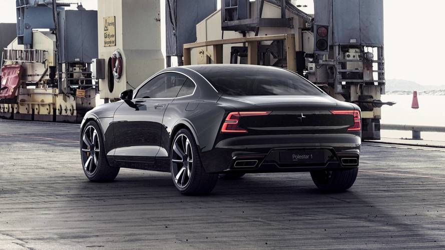United Kingdom  to miss out on first deliveries of Polestar 1 performance coupe