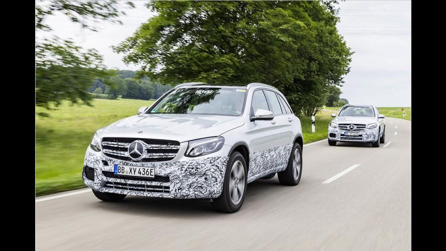 Mercedes GLC F-Cell: Wann kommt die Brennstoffzelle?