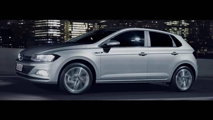 """VW quer vender o novo Polo como """"mini-Golf"""" no Brasil"""