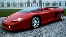 1989 Ferrari Mythos konsepti