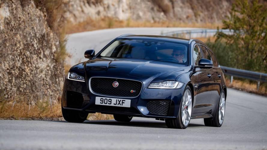 Jaguar livre une flotte de 30 XF Sportbrake