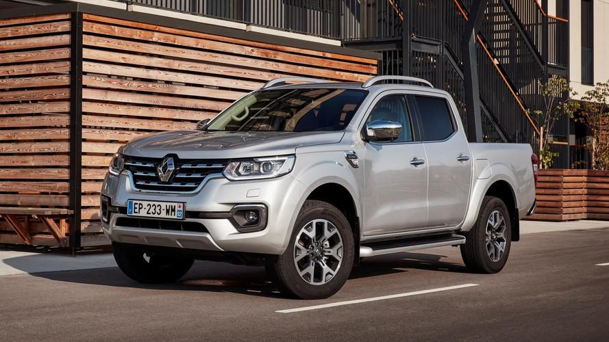 Renault inicia vendas da picape Alaskan na Europa. No Brasil, só em 2019