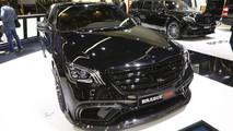 Brabus 700 Mercedes-AMG E63 live in Frankfurt