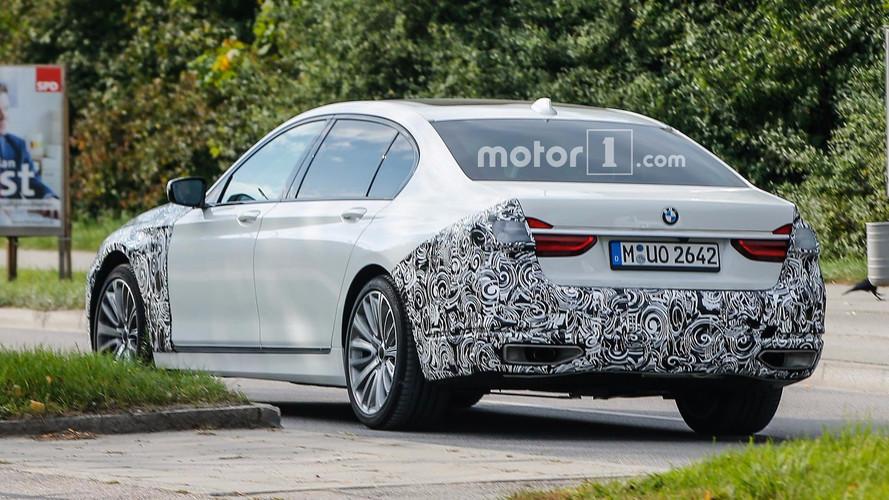 Fotos espía BMW Serie 7