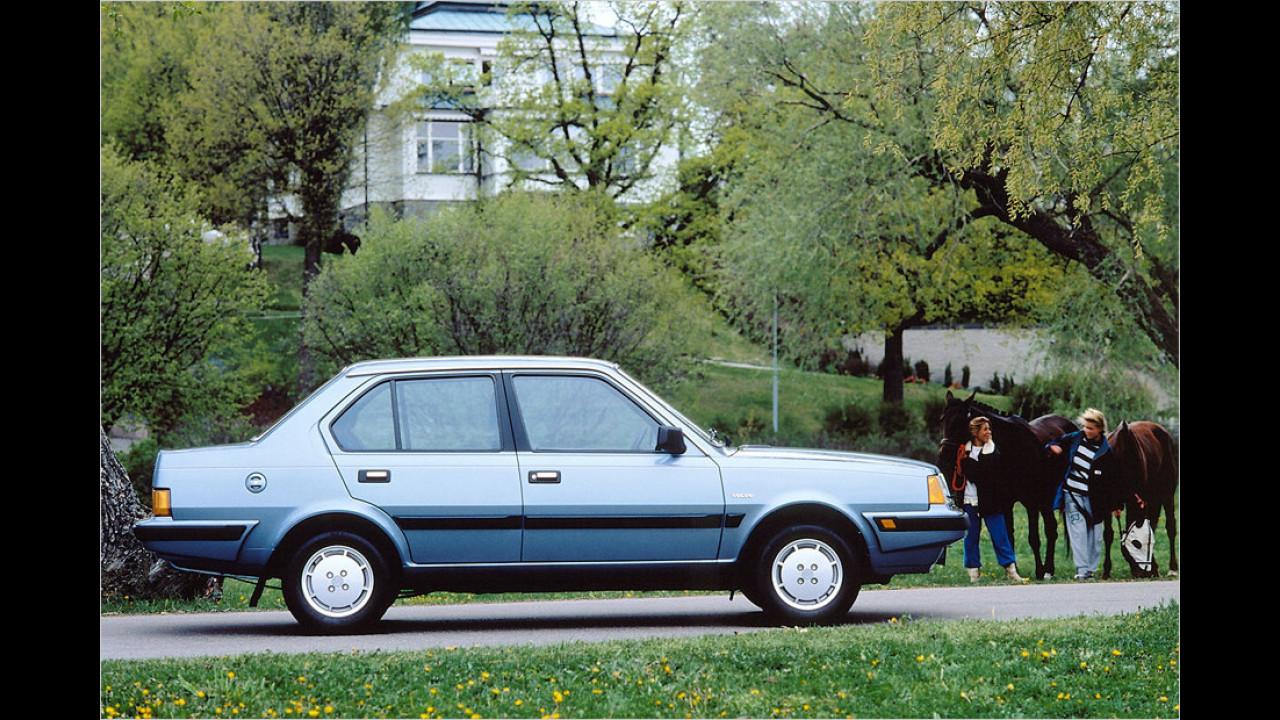 Volvo 340/360 (1976 bis 1991)