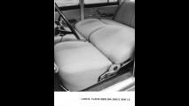 Lancia Flavia Berlina 2000 LX - interni