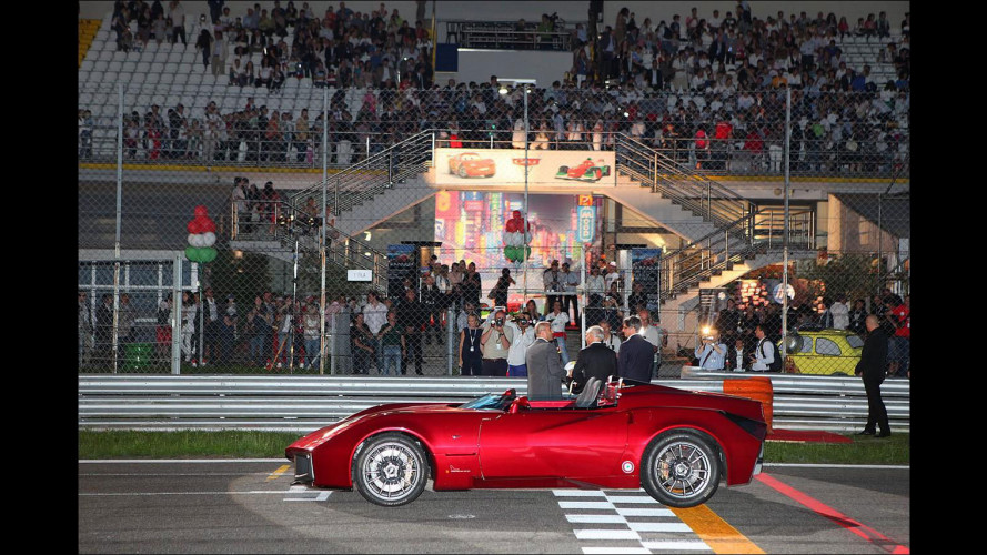 Spada Codatronca Monza: debutto in pista