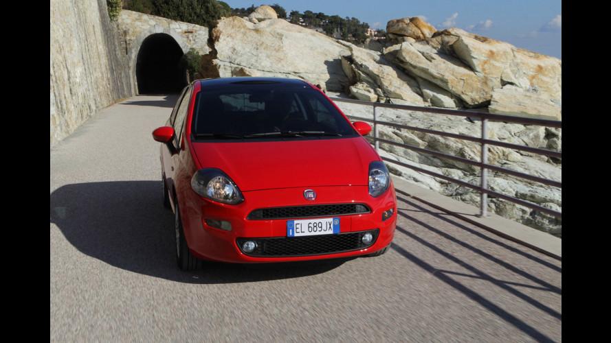 Fiat Punto 2012, votata alla pulizia