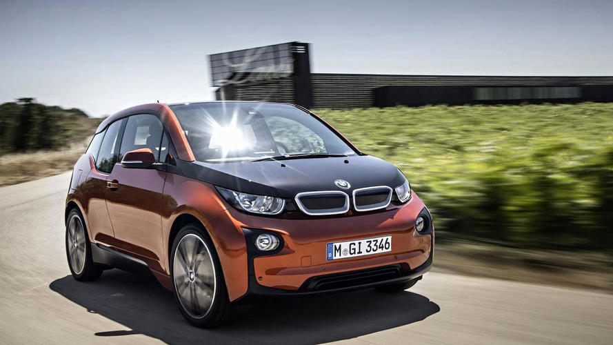 BMW i3 & i8 global sales dropped 23 percent in Q1
