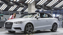 2014 Audi A3 Cabriolet goes into production