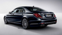 2015 Mercedes S600 leaks out early