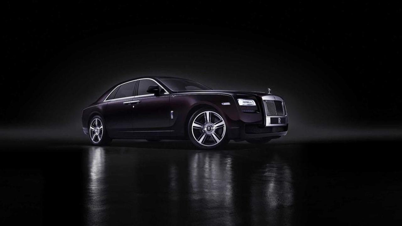 Rolls-Royce Ghost V-Specification