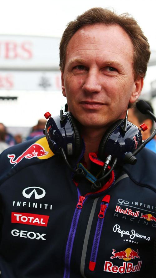 Red Bull keeping 'pressure' on Renault - Horner