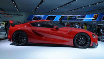 Toyota FT-1 konsepti, 2014 NAIAS