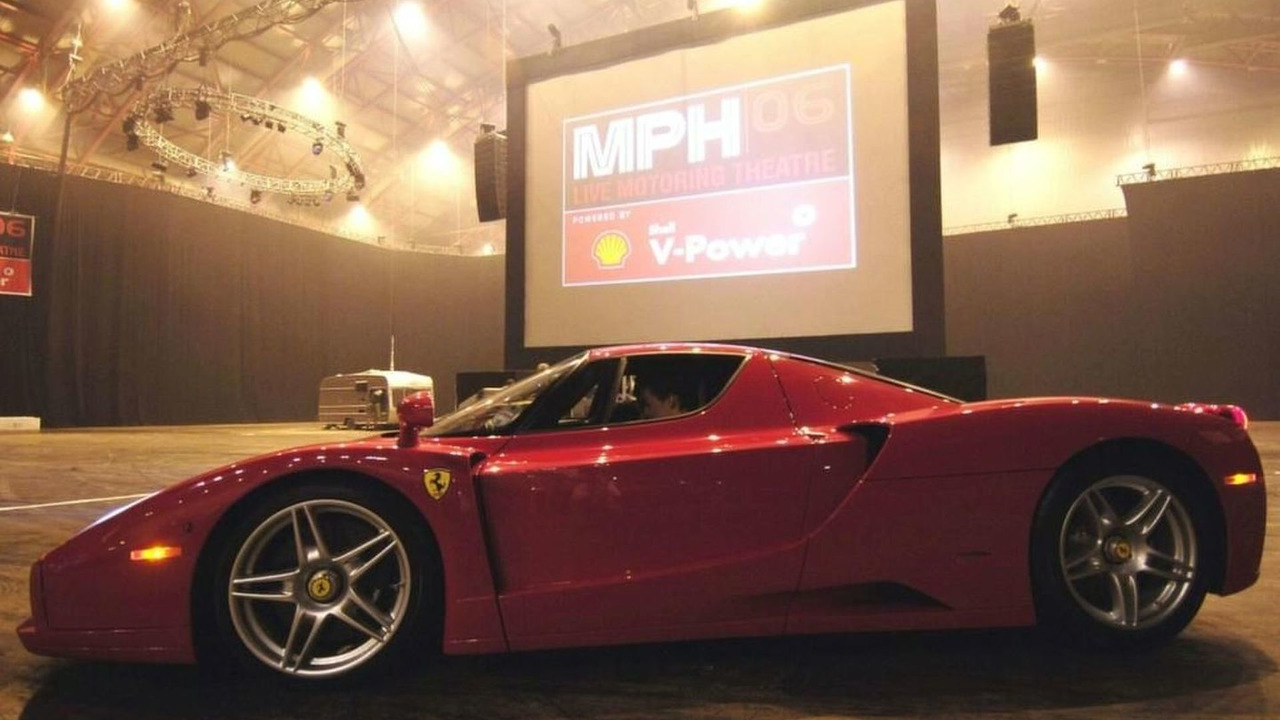 Ferrari Enzo shown at the MPH '06