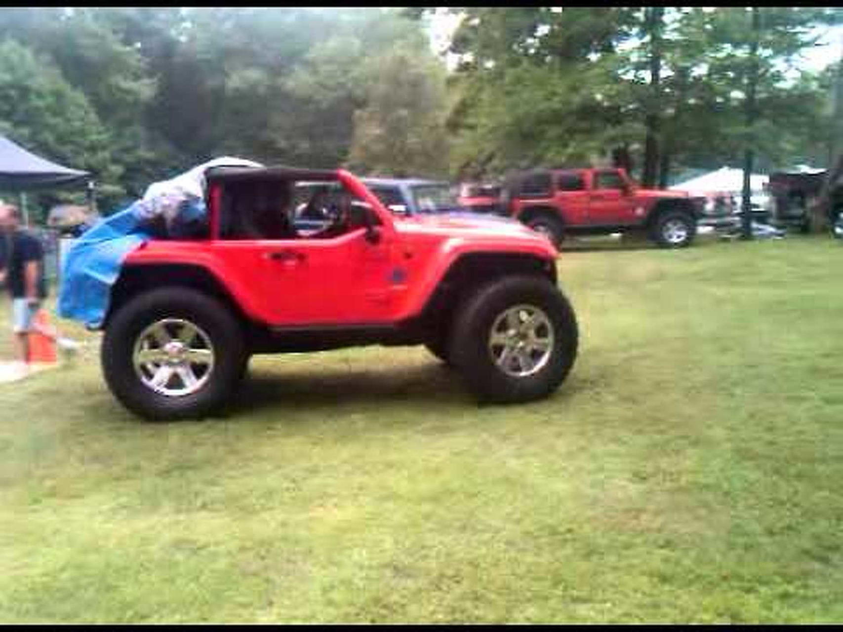 Jeep Lower Forty Concept Vehicle