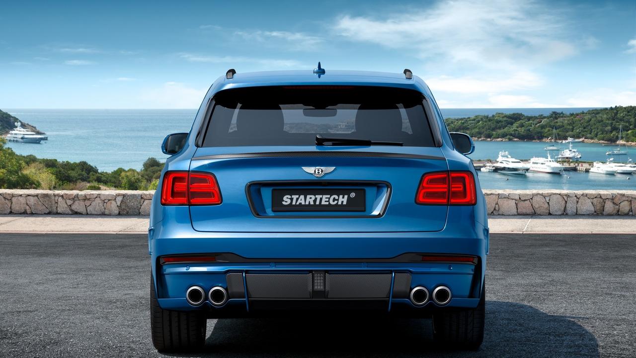 Bentley Bentayga par StarTech