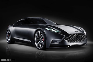 Hyundai HND-9 Concept: Please Be the New Genesis Coupe