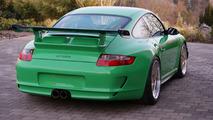 Tuner adds power, shaves weight on Porsche 997 GT3 RS