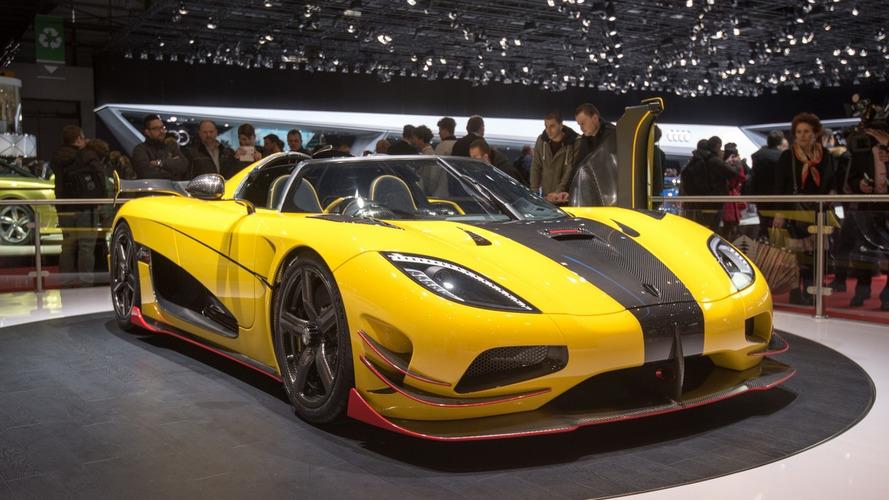 Koenigsegg'in yeni hiper otomobili 2019'da Cenevre'de olacak