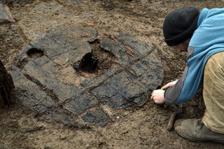 A 3,000-Year-Old Wheel Has Been Discovered in the UK