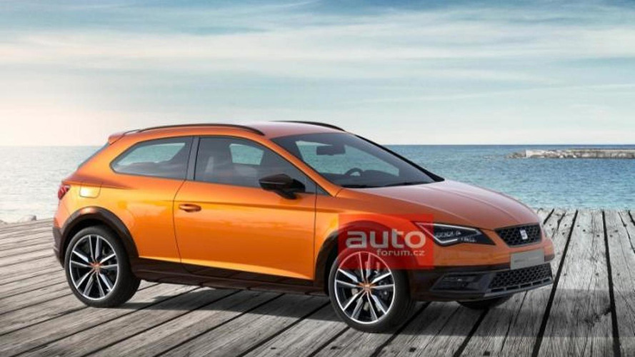 Seat Leon Cross Sport fully leaked